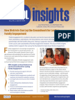 District Support for Family Engagement