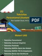 1 Toksisitas Paracetamol