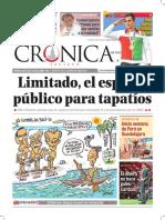 La crónica  Jalisco número 1426