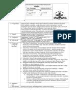9.1.2sop Penyusunan Indikator Klinis Dan Indikator Perilaku Pemberi Layanan Klinis
