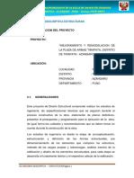 02-MEMORIA DESCRIPTIVA - ESTRUCTURAS - PLAZA TIRAPATA.docx
