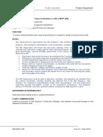 JD Position Site Supervisors