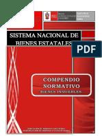 Compendio Normativo Inmuebles Actualizado 21-12-2015