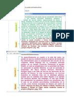 Ejemplos de Parrafos