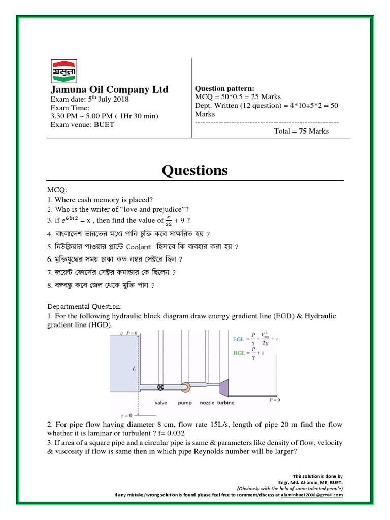 jamuna | Reynolds Number | Fluid Dynamics
