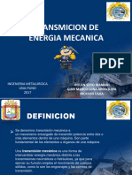 Expo 4-Transmision de Energia Mecanica