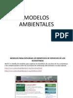 MODELOS AMBIENTALES