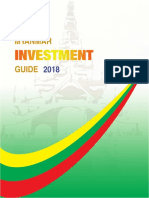 Myanmar Investment Guide 2018