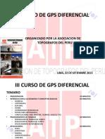 00 III CURSO DE GPS DIFERENCIAL.pptx