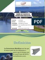 Diseño de Puentes de Estructuras Metalicas