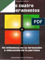 Los Cuatro Temperamentos Conrado Hock PDF