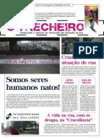 """Jornal """"O Trecheiro""""- Agosto e Setembro de 2017"""
