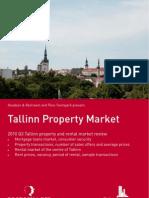 Tallinn Real Estate Market Review September 2010