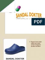 Sandal Selop Kamar Operasi Untuk Wanita, 0812.3230.8116