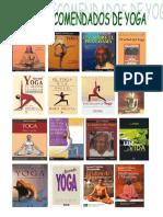 Libros Recomendados de Yoga
