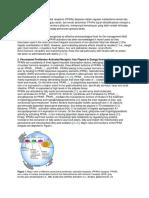Peroxisome proliferator