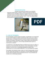 Topografia Materiales y Metodos Practica 2