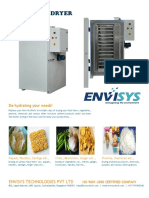 Industrial Dryer Ovens