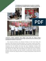 Pembentukan Dan Pembinaan Pos Kesehatan Di Lapas III Cilegon