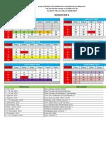 Kaldik 2018-2019 Jawa Barat