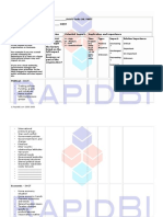 Pestle Analysis Template Assignment