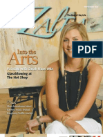 Sarah Haas Otts - Zalea magazine, Sept10