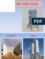 Bunkers Silos