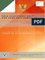 Pola Klasifikasi Dokumen