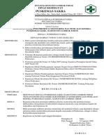 2. Sk Penetapan Indikator Prioritas Monitoring Dan Penilaian Kinerja