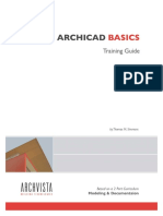 18293 Archicad Basics Preview