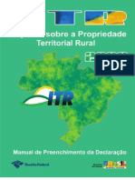 ITRManualPreenchimentoDITR2008