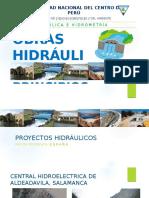 Proyecto de Hidrualica España