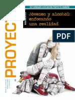 Proyecto Hombre, Jóvenes y Alcohol, Enfocando Una Realidad