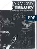 (Guitar - THEORY) Musicians Institute - Harmony & Theory.pdf