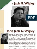 John Jack Wigley