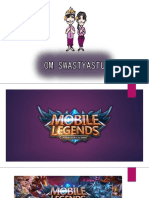 Mobile Legends Ppt