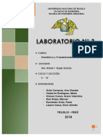 Laboratorio N° 3 - Estadistica