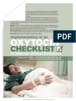 Implementation of an Oxytocin Checklist to Improve.3