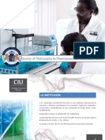 Pharmaceutical Sciences PhD