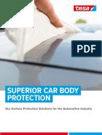Automotive Surface Protection Folder