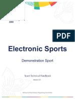 Esports Technical Handbook v2 .0
