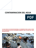 Diapositivas Contaminacion Del Agua