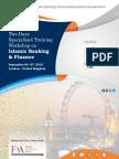 Islamic Banking & Finance Training Workshop - UK