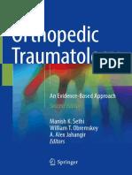 Orthopedic Traumatology an Evidence-Based Approach [2nd Ed]