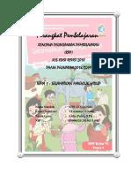 RPP Kelas 6 Tema 1 - Selamatkan Makhluk Hidup - K13 Edisi Revisi 2018