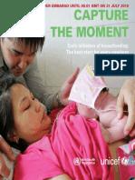 Early Initiation of Breastfeeding