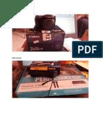 Camera cannon.docx