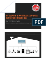 Installation  Maintenance of Water Heater --- ST - Updated.pdf