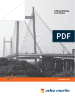 Structural Systems Catalogue (Bridge Cables)