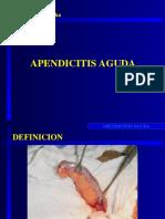 Apendicitis a Gud A